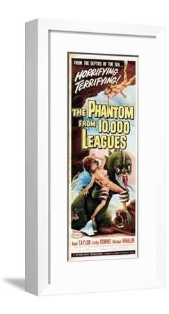 The Phantom From 10,000 Leagues - 1955 II--Framed Giclee Print
