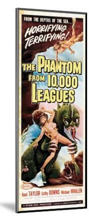 The Phantom From 10,000 Leagues - 1955 II--Mounted Giclee Print