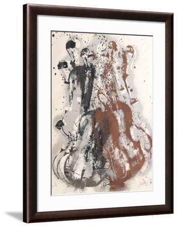 Shapely-Arman-Framed Limited Edition