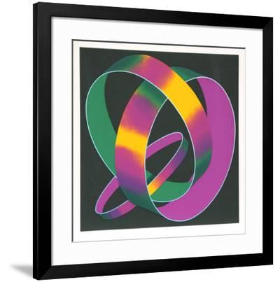 Whisper Theme: A Trilogy-Jack Brusca-Framed Limited Edition