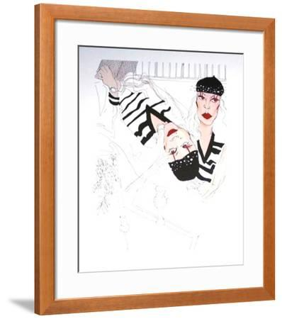 Untitled, no. 5-Vasilios Janopoulos-Framed Limited Edition