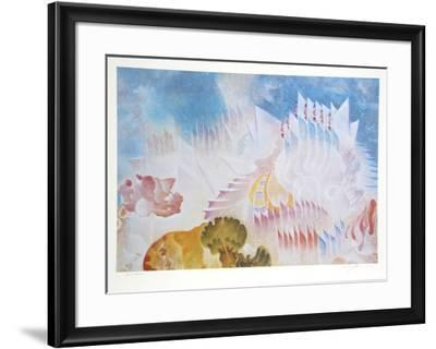 Atlantis-Isaac Abrams-Framed Collectable Print