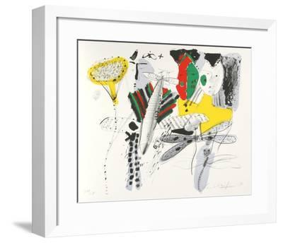 Impressions of Women, no. 3-Doo Shik Lee-Framed Collectable Print
