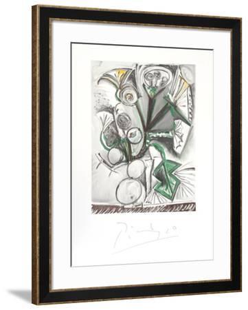 Le Bouquet-Pablo Picasso-Framed Collectable Print