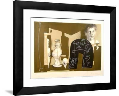 Peter-Eduardo Arranz-Bravo-Framed Collectable Print