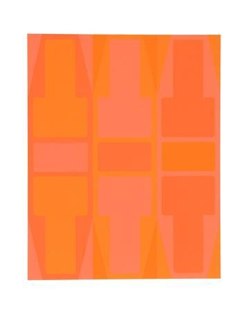 T Series (Orange)-Arthur Boden-Limited Edition