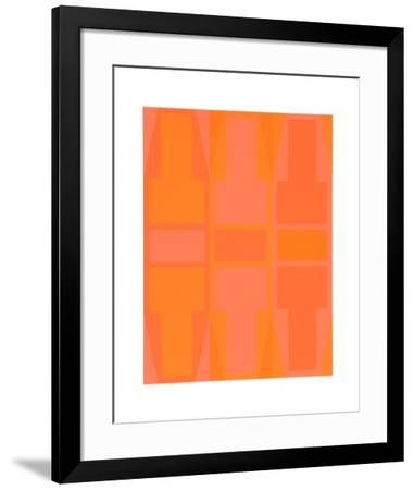 Untitled Series 6-Arthur Boden-Framed Limited Edition