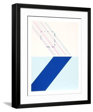 Jupiter 5-Rafael Bogarin-Framed Limited Edition