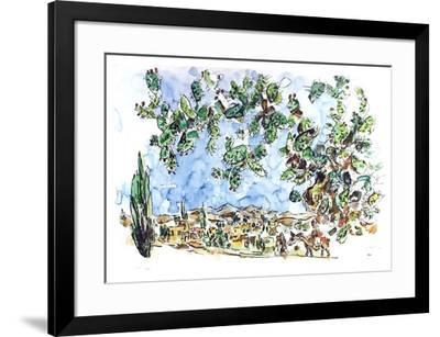Nazareth-Chaim Gross-Framed Limited Edition