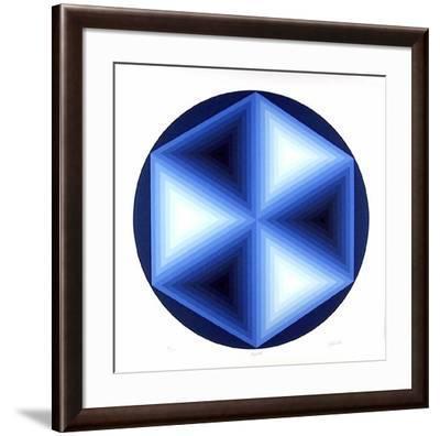 Chrystal-Jurgen Peters-Framed Limited Edition