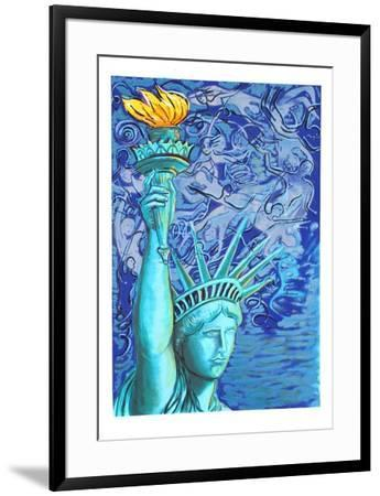 Liberty-Kenneth Tisa-Framed Limited Edition