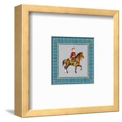 Kids Toy Soldiers III--Framed Art Print