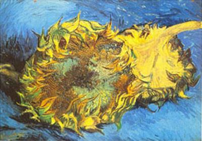 Tournesol-Vincent van Gogh-Framed Art Print