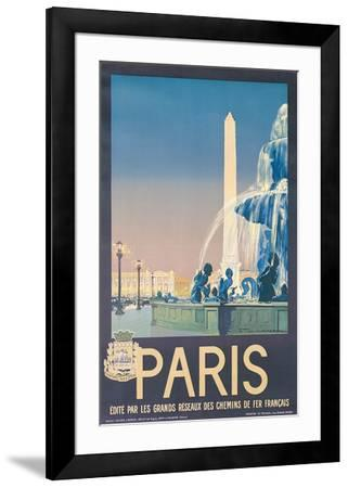 Lacaze Paris--Framed Art Print