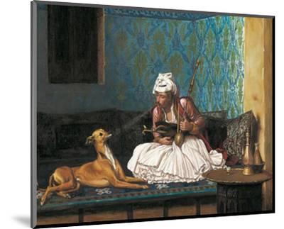Arabian VIII--Mounted Art Print