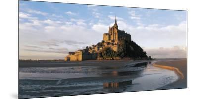 Mont Saint-Michel-Bruno Morandi-Mounted Art Print