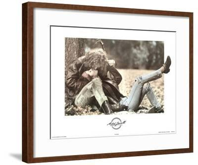 The Outsiders-Andrie Jewell-Framed Mini Poster