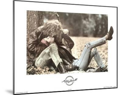 The Outsiders-Andrie Jewell-Mounted Mini Poster