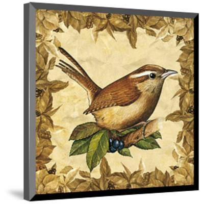 Birds II--Mounted Art Print