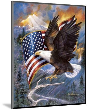 America'S Pride-Ruane Manning-Mounted Art Print