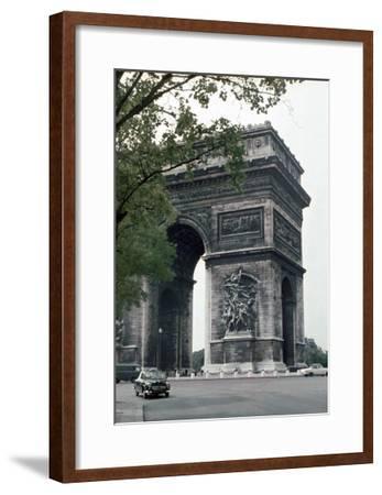 Monumental View V-Carolyn Longley-Framed Giclee Print