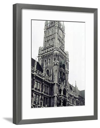Monumental View VIII-Carolyn Longley-Framed Giclee Print