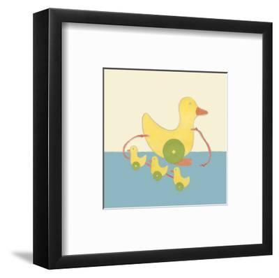 Julian's Pals III-Chariklia Zarris-Framed Art Print