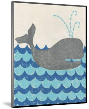 Truman's Voyage III-Chariklia Zarris-Mounted Art Print