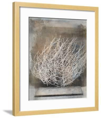Desert Form V-Elena Ray-Framed Art Print
