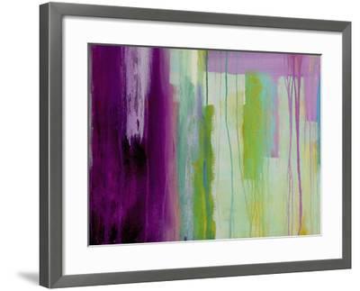 Spring Stream II-Erin Ashley-Framed Art Print
