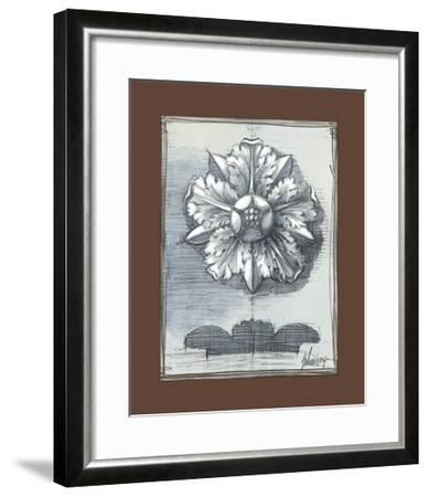 Classical Sketch II-Ethan Harper-Framed Giclee Print
