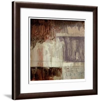 Plum Earth I-Jennifer Goldberger-Framed Limited Edition