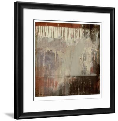 Plum Earth II-Jennifer Goldberger-Framed Limited Edition