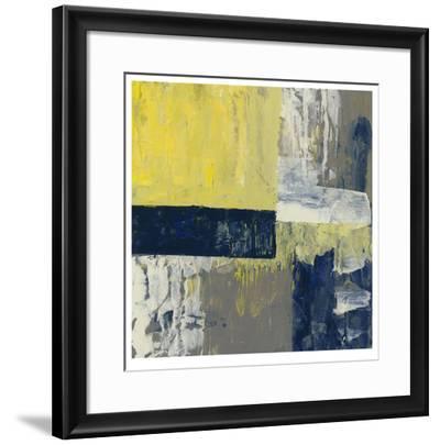 Nautical Dreams I-Jennifer Goldberger-Framed Limited Edition