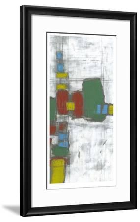 Building Blocks II-Jennifer Goldberger-Framed Limited Edition