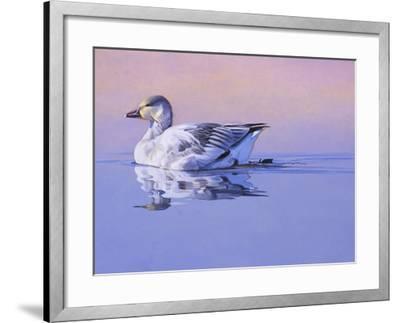 Morning Glory-Julie Chapman-Framed Art Print