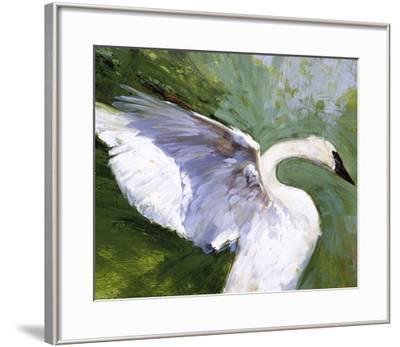 Grace Note-Julie Chapman-Framed Art Print