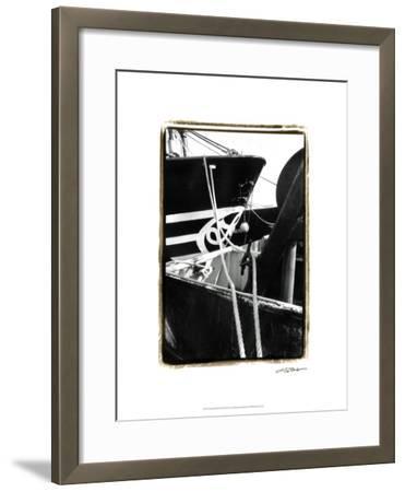 Fishing Trawler III-Laura Denardo-Framed Premium Giclee Print