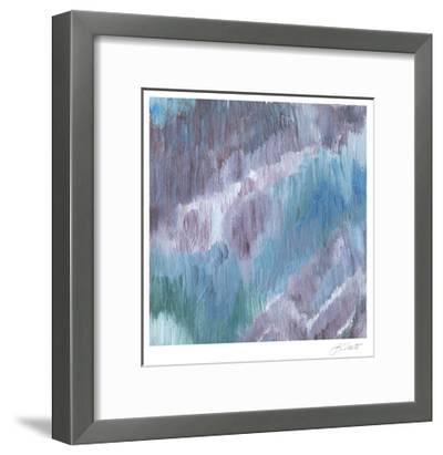 Lapis Impressions II-Lisa Choate-Framed Limited Edition