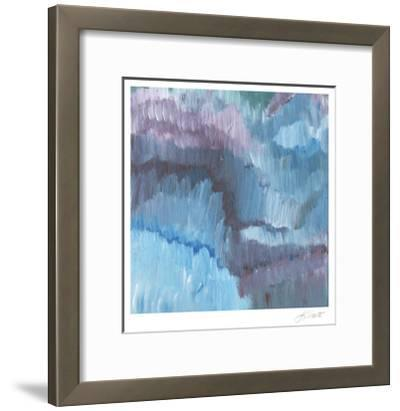 Lapis Impressions III-Lisa Choate-Framed Limited Edition