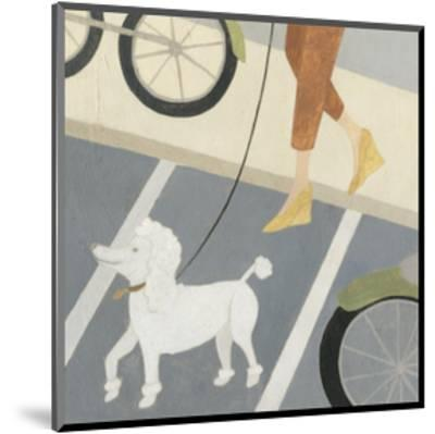 City Dogs II-Megan Meagher-Mounted Art Print
