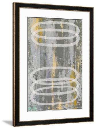 Circles 2-3-Natalie Avondet-Framed Art Print