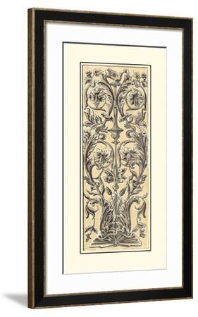 Renaissance Panel I-Owen Jones-Framed Giclee Print