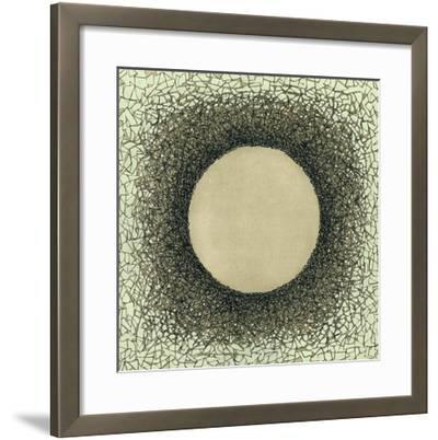 Lunar Eclipse II-Vanna Lam-Framed Giclee Print