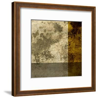 Modern Patina I--Framed Art Print
