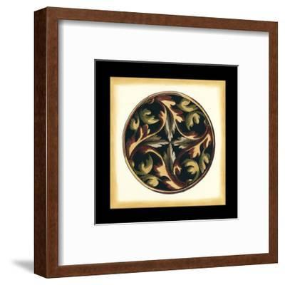 Small Ornamental Accents III--Framed Giclee Print