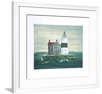 Execution Rock-Mary Faulconer-Framed Limited Edition