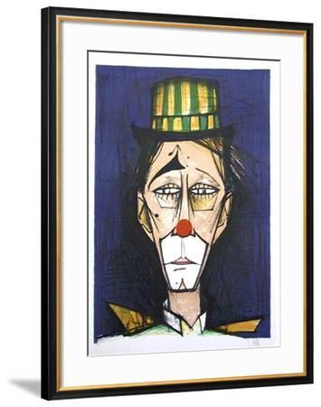 Clown-V. Beffa-Framed Limited Edition