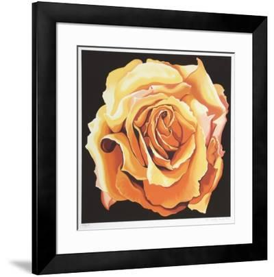 Yellow Rose-Lowell Blair Nesbitt-Framed Collectable Print