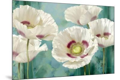 Tasmanian Poppies I-Igor Levashov-Mounted Art Print